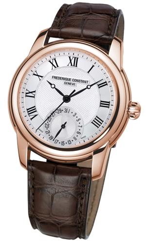 フレデリックコンスタント FREDERIQUE CONSTANT FC-710MC4H4 クラシック マニュファクチュール 正規品 腕時計
