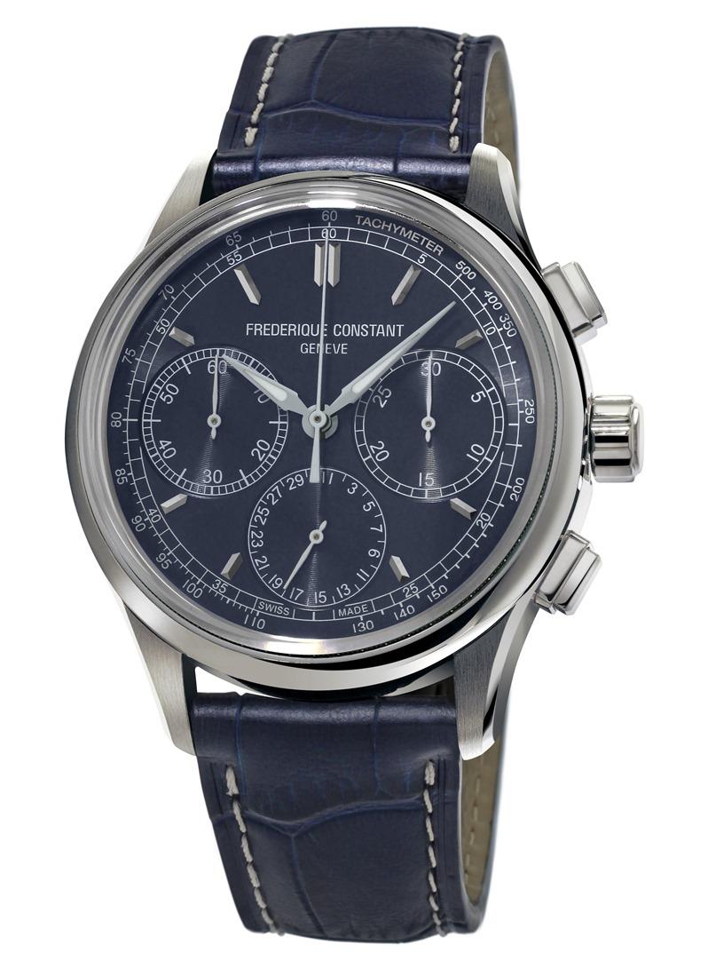 フレデリックコンスタント FREDERIQUE CONSTANT FC-760N4H6 マニュファクチュール フライバック クロノグラフ 正規品 腕時計