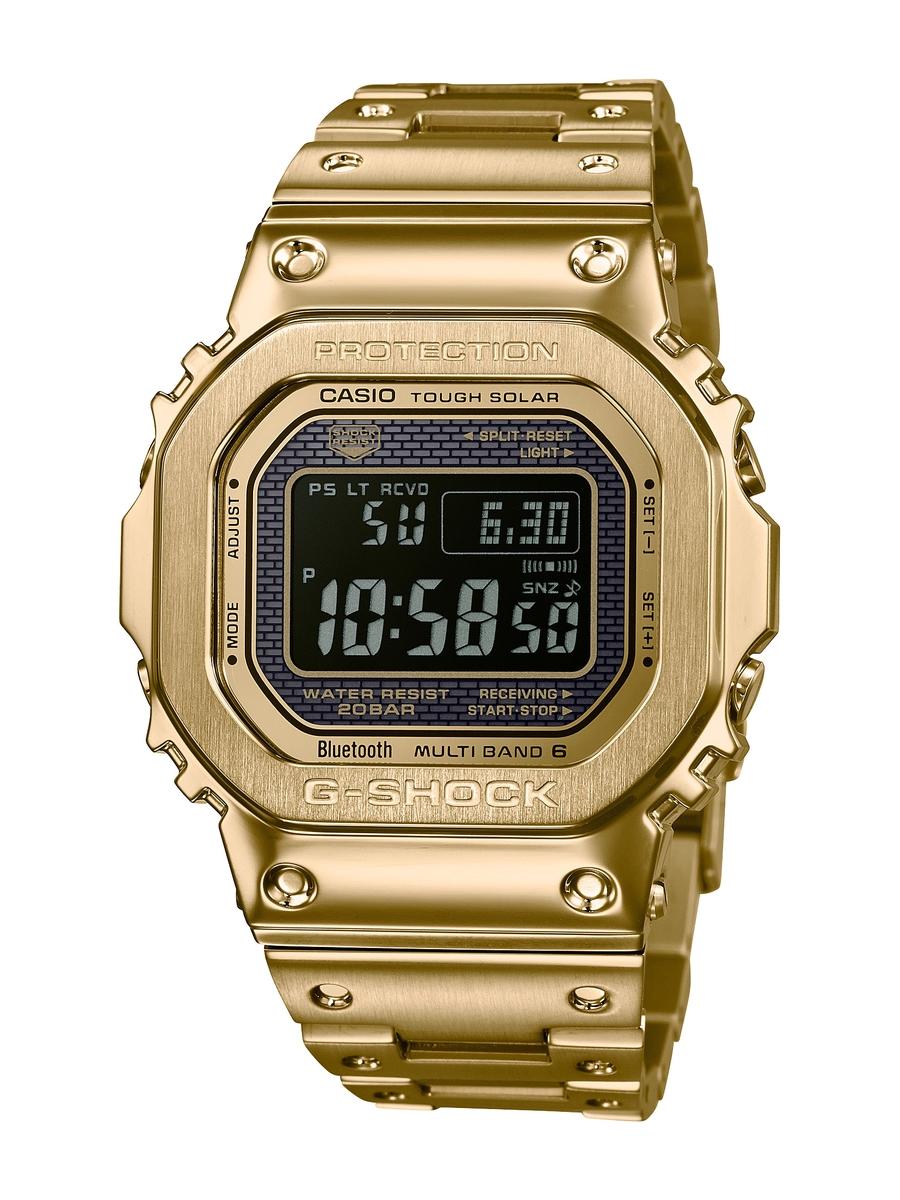 G-SHOCK カシオ CASIO GMW-B5000GD-9JF 正規品 腕時計