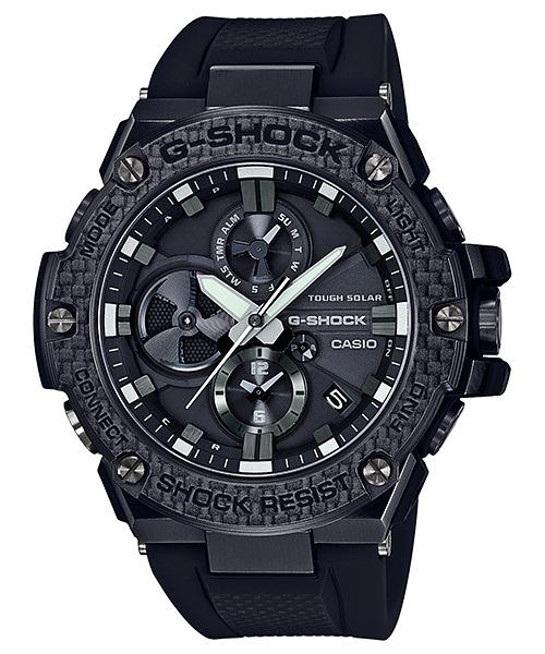 正規品 CASIO カシオ G-SHOCK Gスチール GST-B100X-1AJF 腕時計