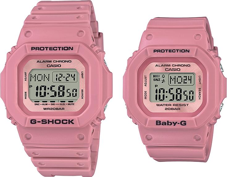 正規品 CASIO カシオ G-SHOCK BABY-G LOV-18B-4JR Gプレゼンツラバーズコレクション2018 腕時計