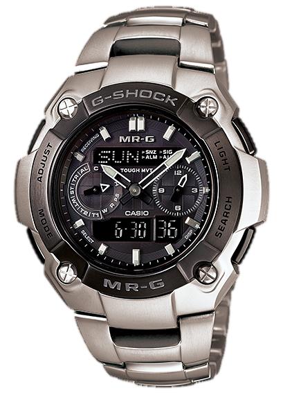 CASIO カシオ MR-G MRG-7600D-1BJF 正規品 腕時計