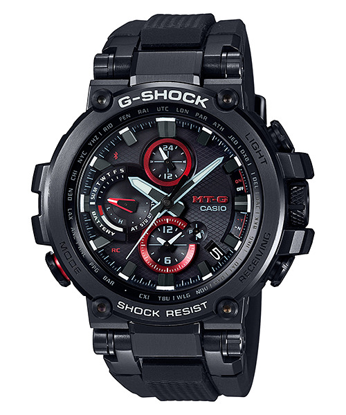 正規品 CASIO カシオ MT-G MTG-B1000B-1AJF 腕時計