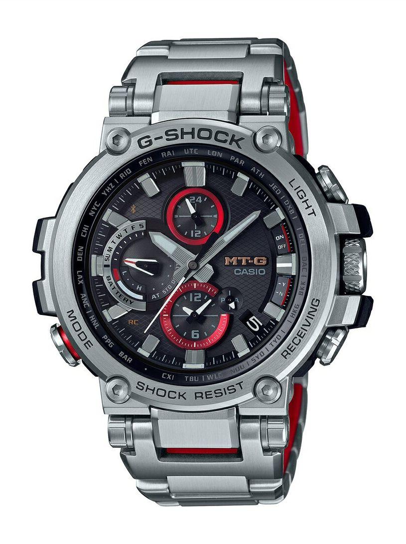 CASIO カシオ MT-G MTG-B1000D-1AJF 正規品 腕時計