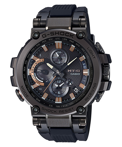 ※MT-G カシオ CASIO MTG-B1000TJ-1AJR Formless太極モデル 正規品 腕時計
