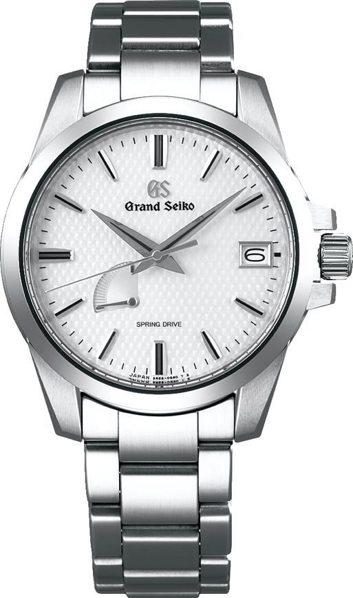 グランドセイコー Grand Seiko 正規メーカー保証3年 SBGA225 9Rスプリングドライブ 正規品 腕時計