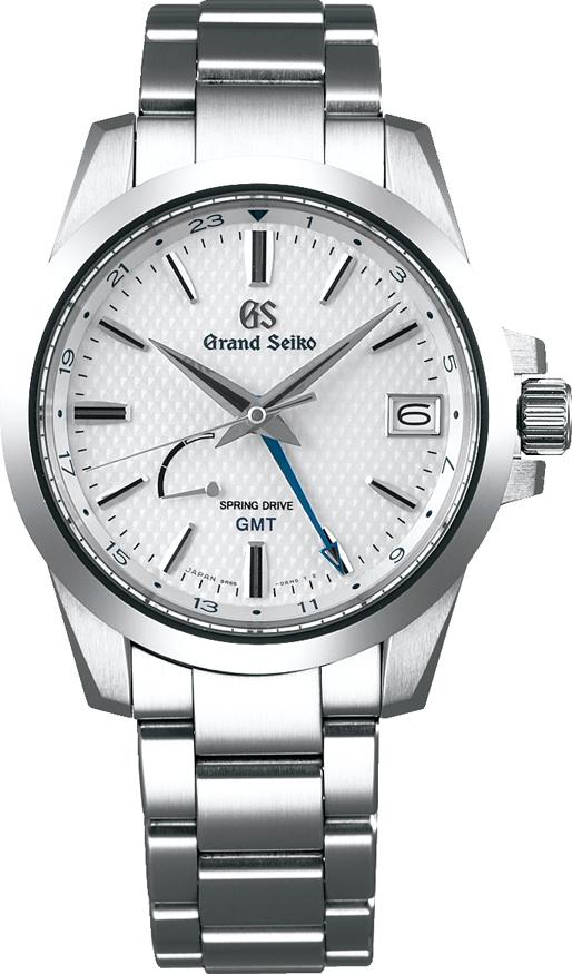 グランドセイコー Grand Seiko 正規メーカー保証3年 SBGE209 9Rスプリングドライブ GMTモデル 正規品 腕時計
