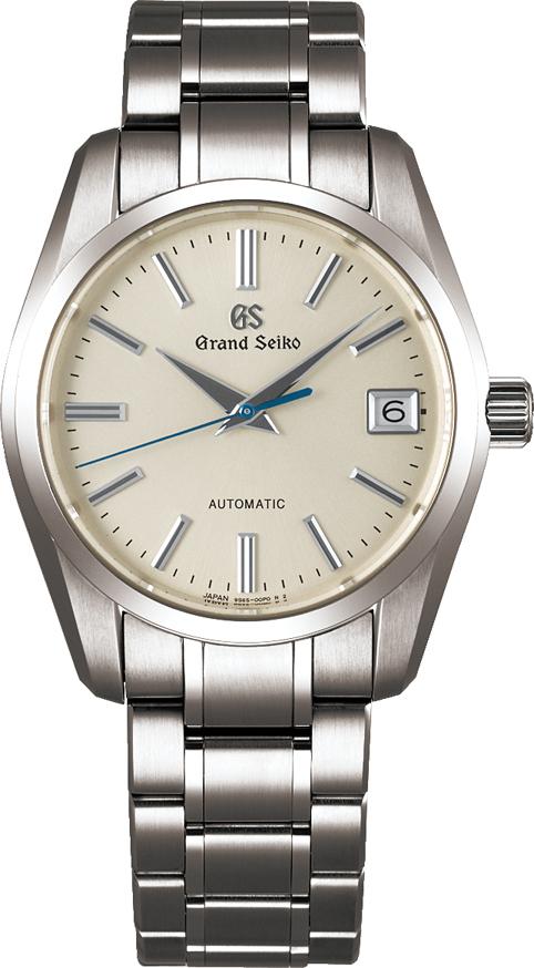 正規メーカー保証3年 正規品 Grand Seiko グランドセイコー SBGR259 9Sメカニカル ブライトチタンモデル 腕時計