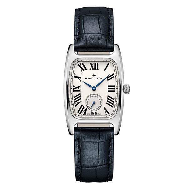 ハミルトン HAMILTON H13421611 ボルトン クォーツ Lサイズ 正規品 腕時計