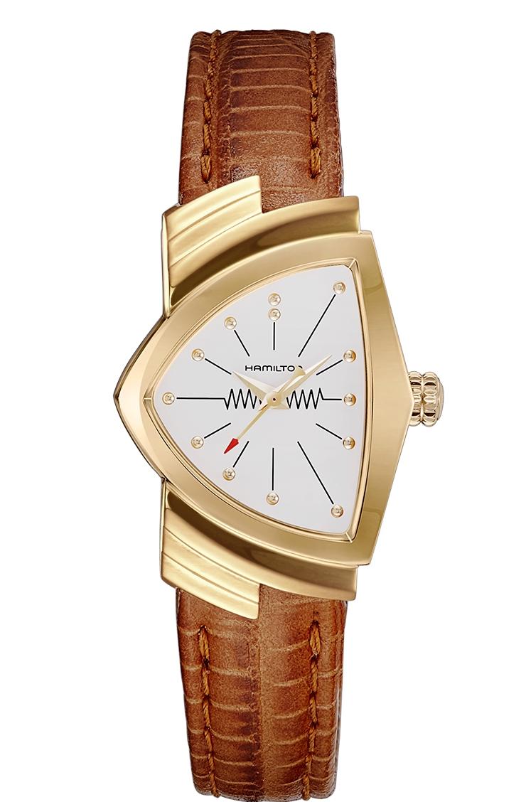 正規品 HAMILTON ハミルトン H24101511 レディ ベンチュラ クォーツ ベンチュラ60周年記念モデル 腕時計
