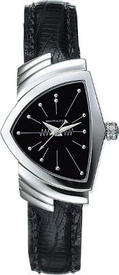 """ハミルトン HAMILTON H24211732 """"Lady Ventura Quartz レディ ベンチュラ クォーツ 正規品 腕時計"""
