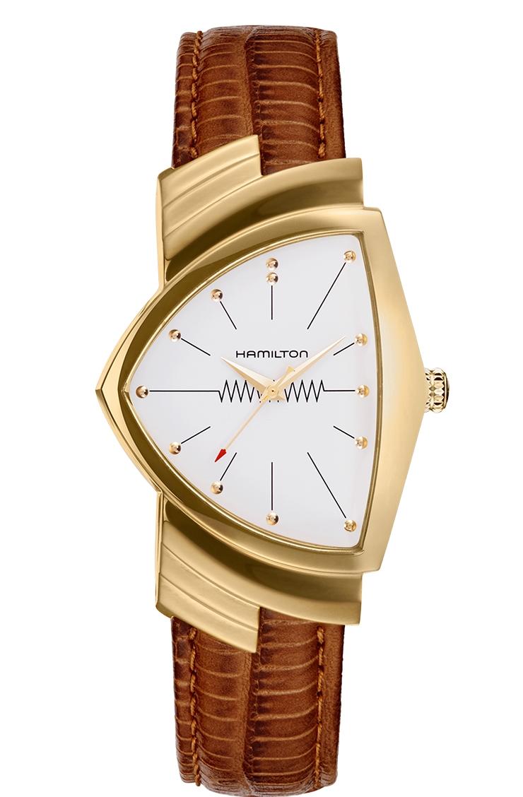 ハミルトン HAMILTON H24301511 ベンチュラ クォーツ ベンチュラ60周年記念モデル 正規品 腕時計