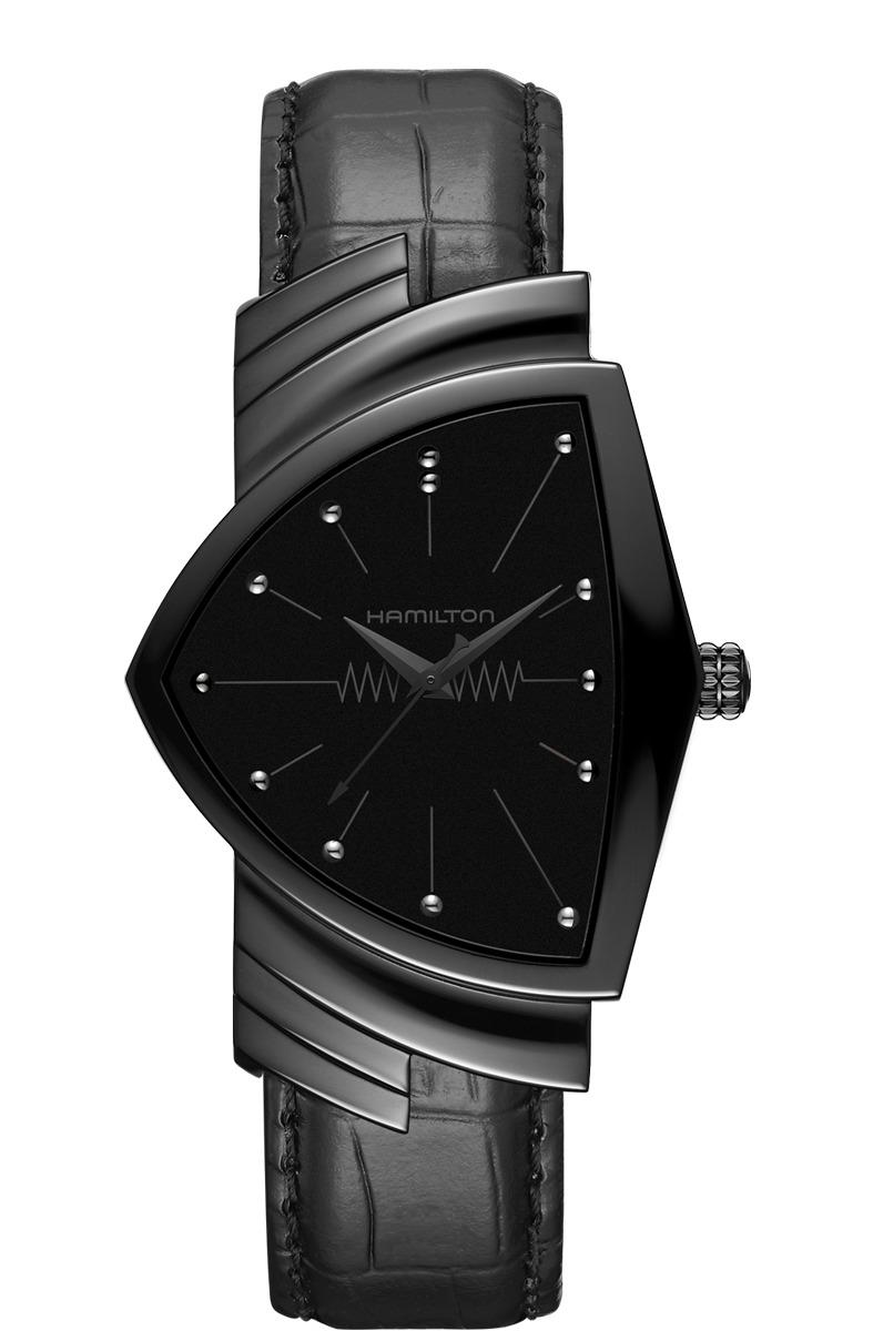 正規品 HAMILTON ハミルトン H24401731 ベンチュラ クォーツ 腕時計