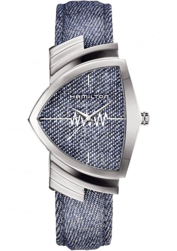 正規品 HAMILTON ハミルトン H24411941 ベンチュラ クォーツ 腕時計
