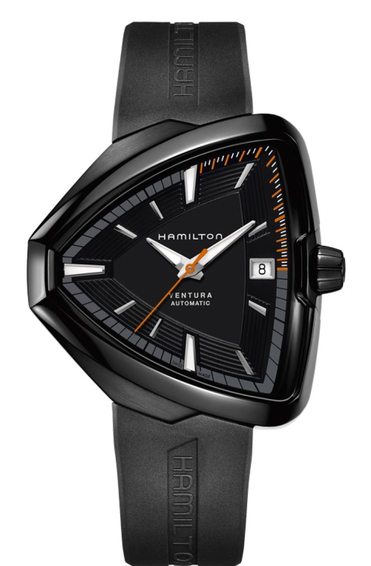 正規品 HAMILTON ハミルトン H24585331 Ventura Elvis 80 Auto ベンチュラ エルヴィス 80 オート 腕時計
