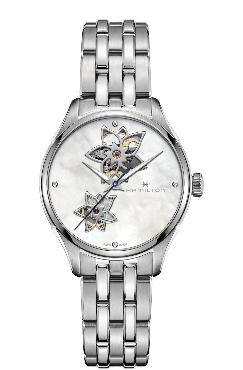 ハミルトン HAMILTON H32115192 ジャズマスター オープンハート オート 34mm 正規品 腕時計