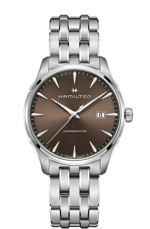 正規品 HAMILTON ハミルトン H32451101 ジャズマスター ジェント クォーツ 腕時計