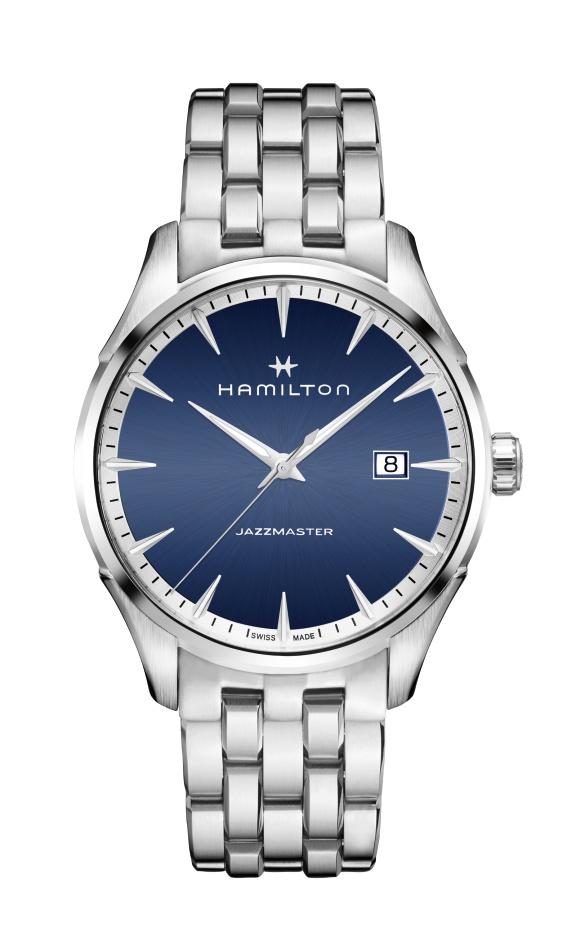 ハミルトン HAMILTON H32451141 ジャズマスター ジェント クォーツ 正規品 腕時計