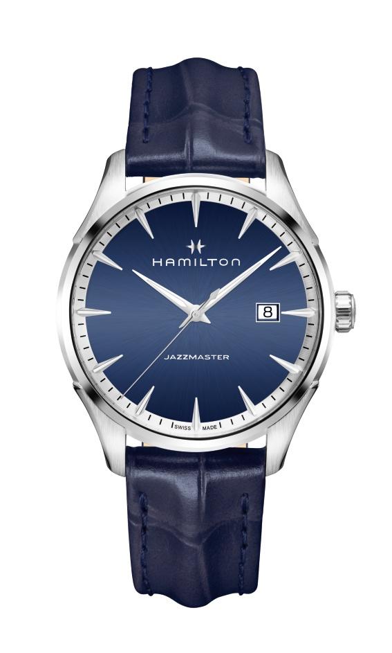 ハミルトン HAMILTON H32451641 ジャズマスター ジェント クォーツ 正規品 腕時計
