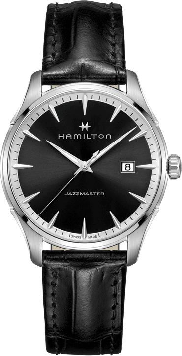 ハミルトン HAMILTON H32451731 ジャズマスター ジェント クォーツ 正規品 腕時計