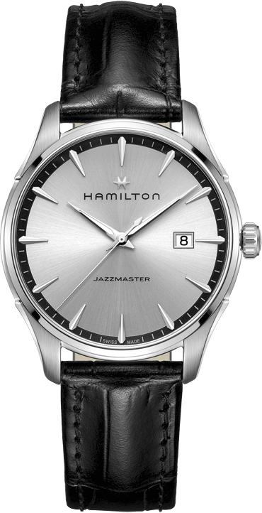 ハミルトン HAMILTON H32451751 ジャズマスター ジェント クォーツ 正規品 腕時計