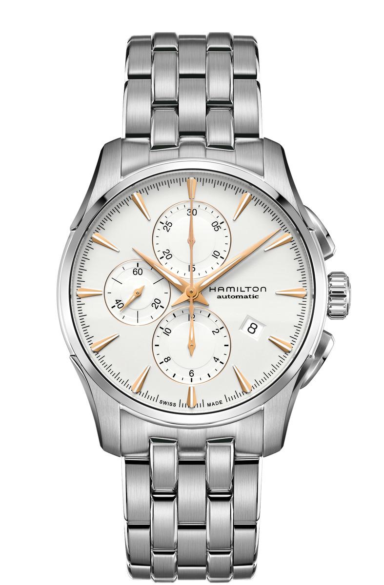 ハミルトン HAMILTON H32586111 ジャズマスター オートクロノ 正規品 腕時計