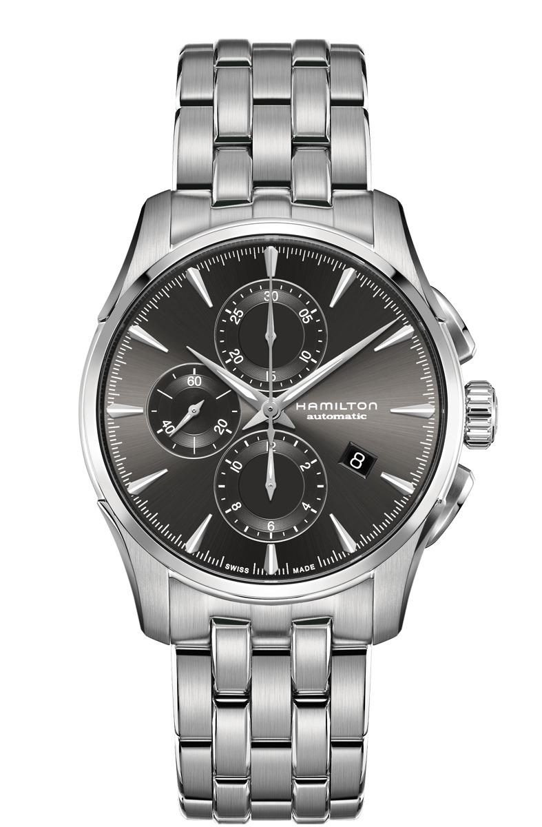 正規品 HAMILTON ハミルトン H32586181 ジャズマスター オートクロノ 腕時計