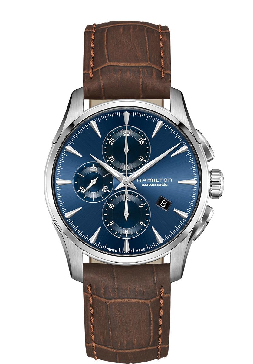 ハミルトン HAMILTON H32586541 ジャズマスター オートクロノ 正規品 腕時計