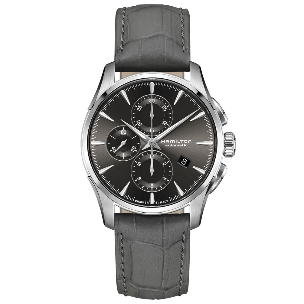 ハミルトン HAMILTON H32586881 ジャズマスター オートクロノ 正規品 腕時計