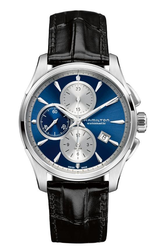正規品 HAMILTON ハミルトン H32596741 Jazzmaster Auto Chrono ジャズマスター オートクロノ 腕時計