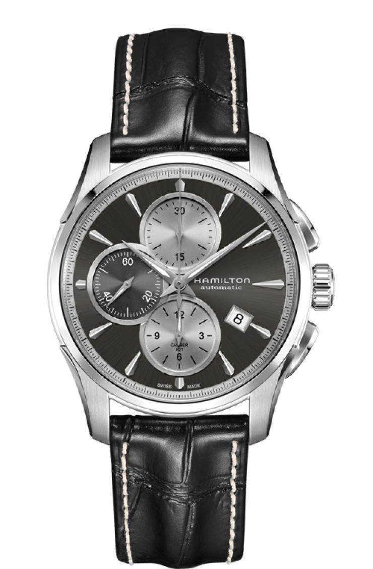 正規品 HAMILTON ハミルトン H32596781 Jazzmaster Auto Chrono ジャズマスター オートクロノ 腕時計