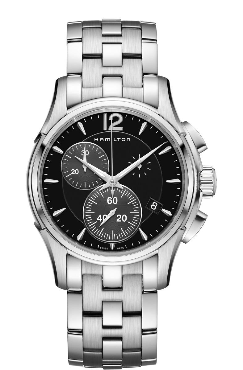 ハミルトン HAMILTON H32612131 ジャズマスター クロノ クォーツ 正規品 腕時計