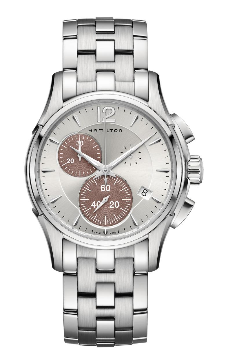 ハミルトン HAMILTON H32612151 ジャズマスター クロノ クォーツ 正規品 腕時計