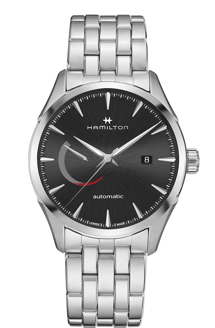 【高い素材】 ハミルトン HAMILTON H32635131 ジャズマスター パワーリザーブ 正規品 腕時計, シダグン f416f6cd