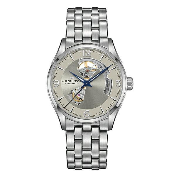 正規品 HAMILTON ハミルトン H32705121 ジャズマスター オープンハート オート 42mm 腕時計