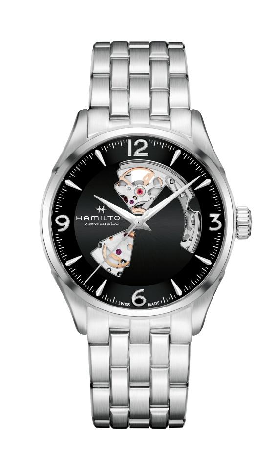 ハミルトン HAMILTON H32705131 ジャズマスター オープンハート オート 正規品 腕時計
