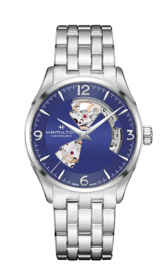 正規品 HAMILTON ハミルトン H32705141 ジャズマスター オープンハート オート 腕時計