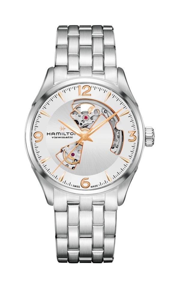 ハミルトン HAMILTON H32705151 ジャズマスター オープンハート オート 正規品 腕時計