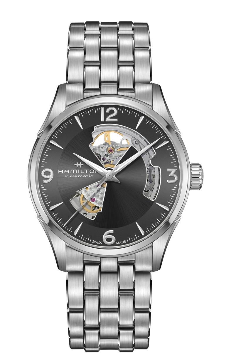 ハミルトン HAMILTON H32705181 ジャズマスター オープンハート オート 42mm 正規品 腕時計