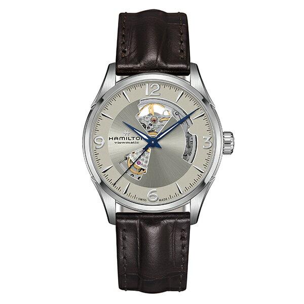 正規品 HAMILTON ハミルトン H32705521 ジャズマスター オープンハート オート 42mm 腕時計