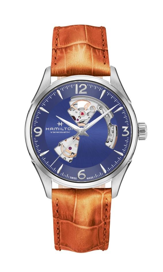 ハミルトン HAMILTON H32705541 ジャズマスター オープンハート オート 正規品 腕時計