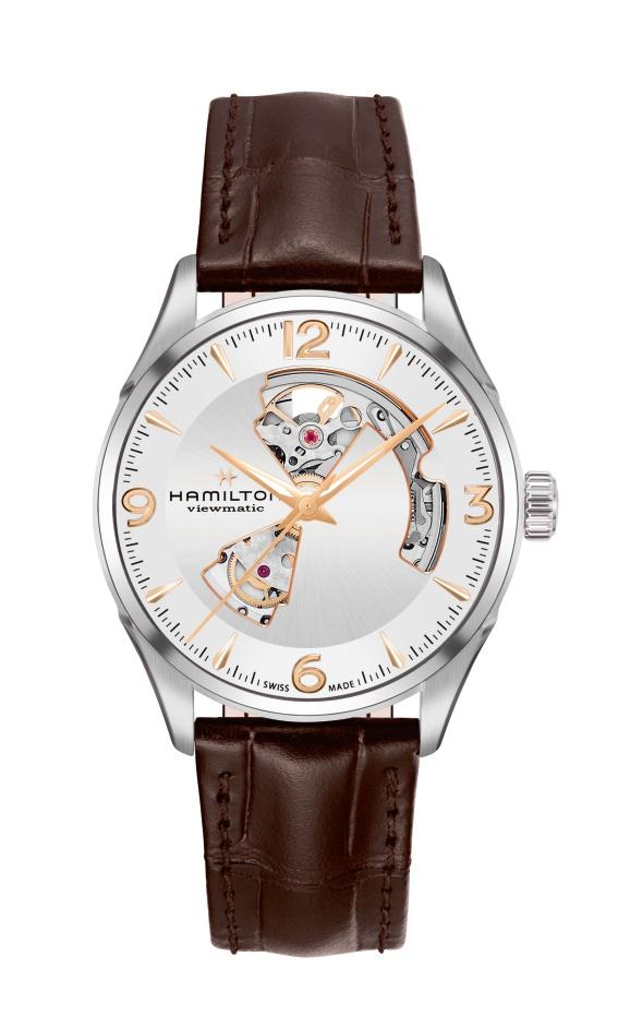 ハミルトン HAMILTON H32705551 ジャズマスター オープンハート オート 正規品 腕時計