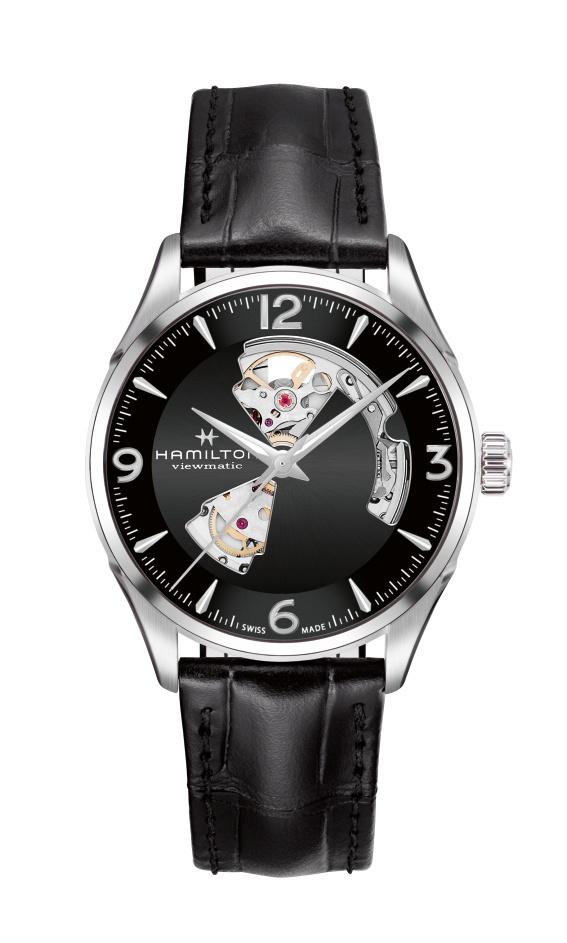 ハミルトン HAMILTON H32705731 ジャズマスター オープンハート オート 正規品 腕時計