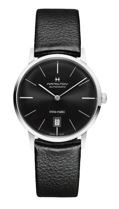ハミルトン HAMILTON H38455731 Intra-Matic 38mm イントラマティック 38mm 正規品 腕時計