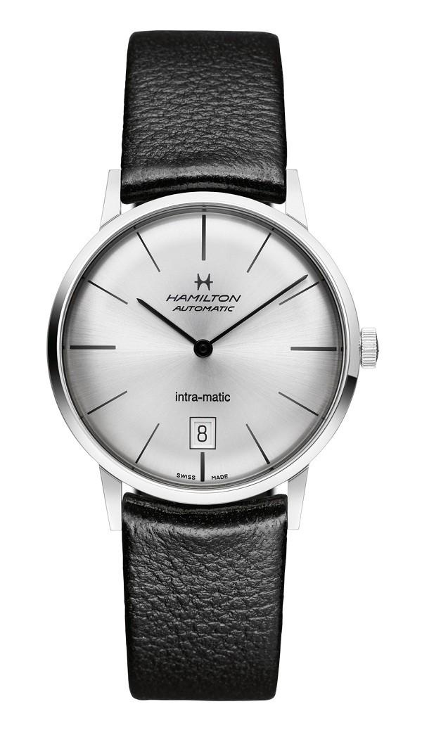 ハミルトン HAMILTON H38455751 Intra-Matic 38mm イントラマティック 38mm 正規品 腕時計