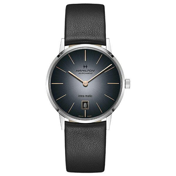 ハミルトン HAMILTON H38455781 イントラマティック 38mm 正規品 腕時計
