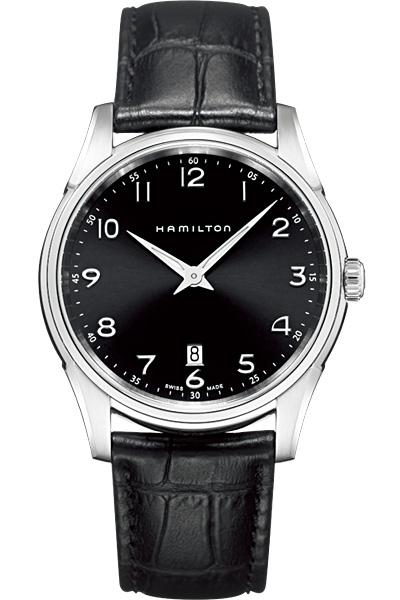 正規品 HAMILTON ハミルトン H38511733 Jazzmaster Thinline Quartz 42mm ジャズマスター シンライン クォーツ 42mm 腕時計