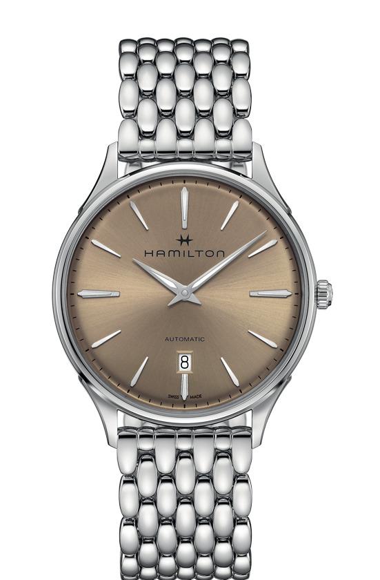 ハミルトン HAMILTON H38525121 ジャズマスター シンライン オート 正規品 腕時計