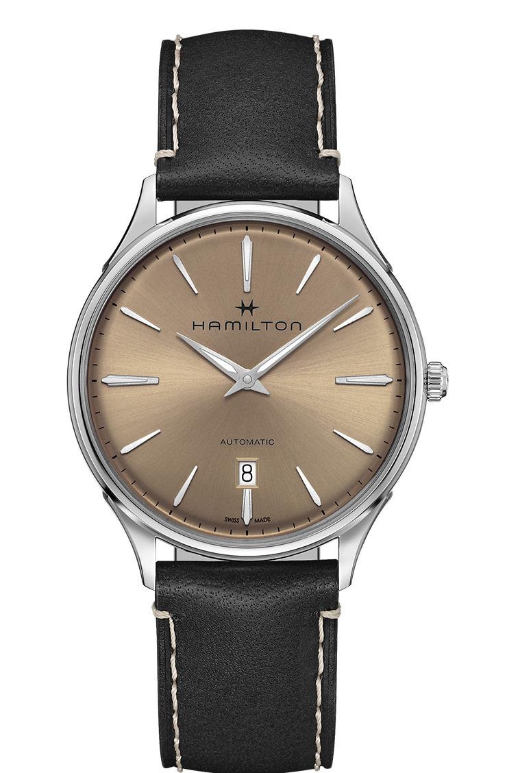 ハミルトン HAMILTON H38525721 ジャズマスター シンライン オート 正規品 腕時計
