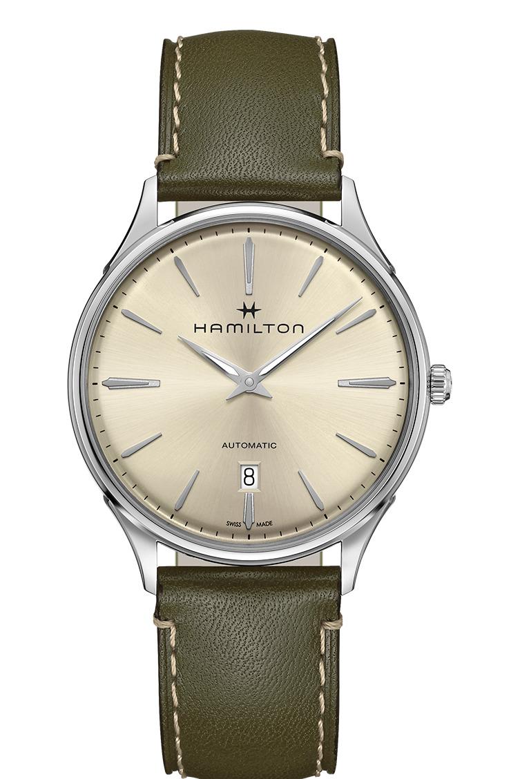 正規品 HAMILTON ハミルトン H38525811 ジャズマスター シンライン オート 腕時計